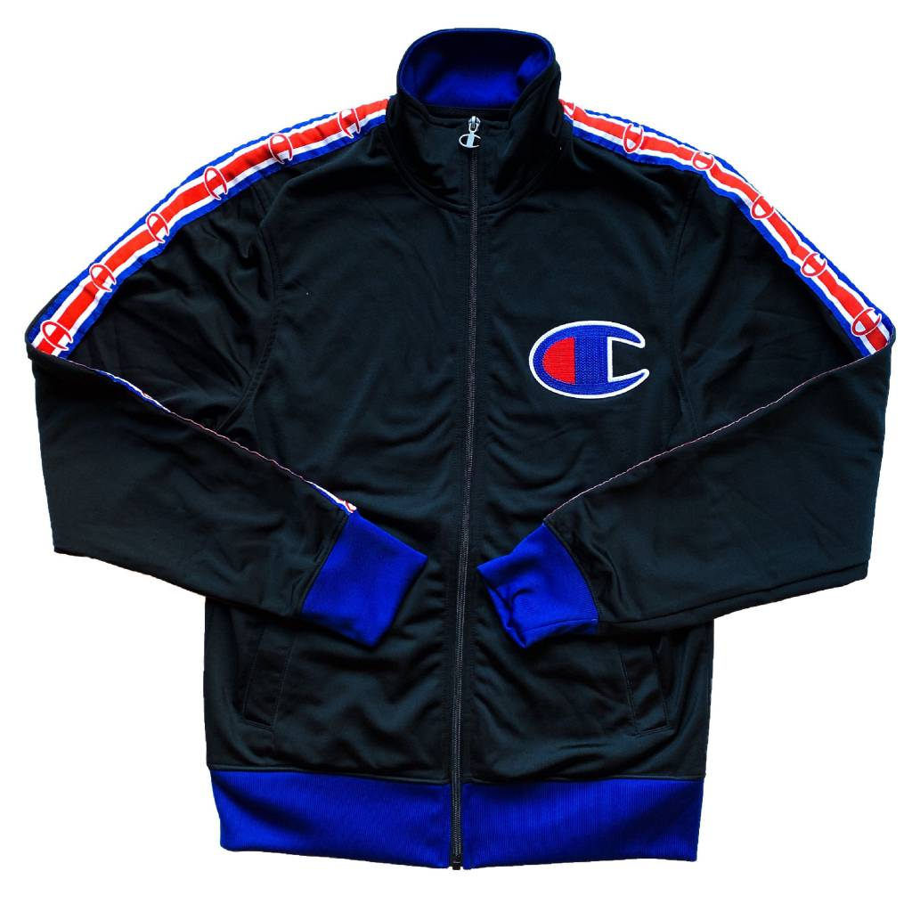 Champion Champion Surf The Web Track Jacket Black