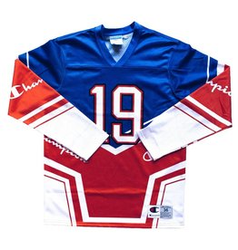 Champion Champion Hockey Jersey blue/red