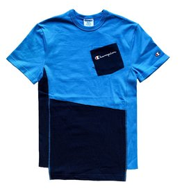 Champion Champion Shift Pocket Tee Blue