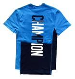 Champion Champion Shift Pocket Tee Blue