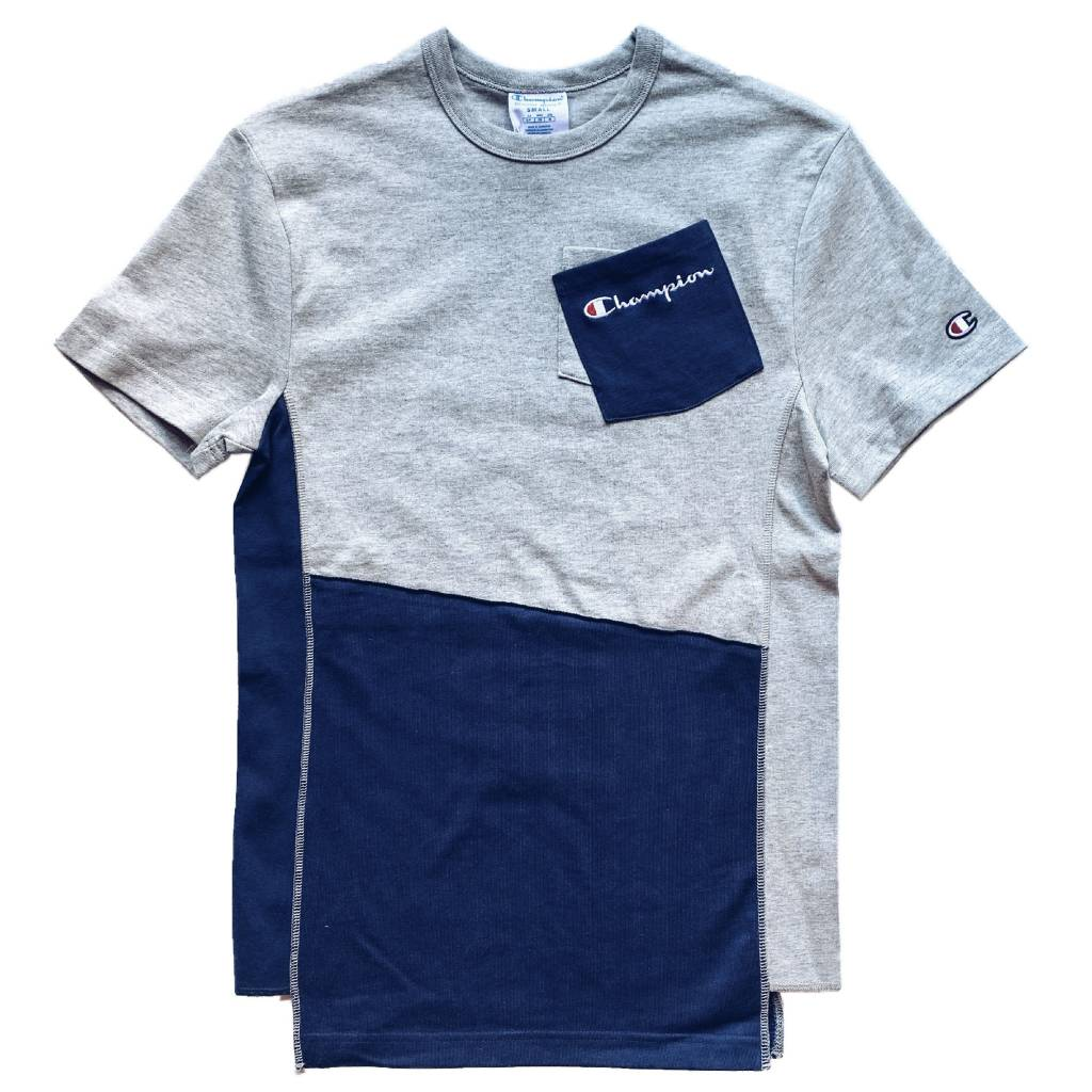 Champion Champion Shift Pocket Tee Grey