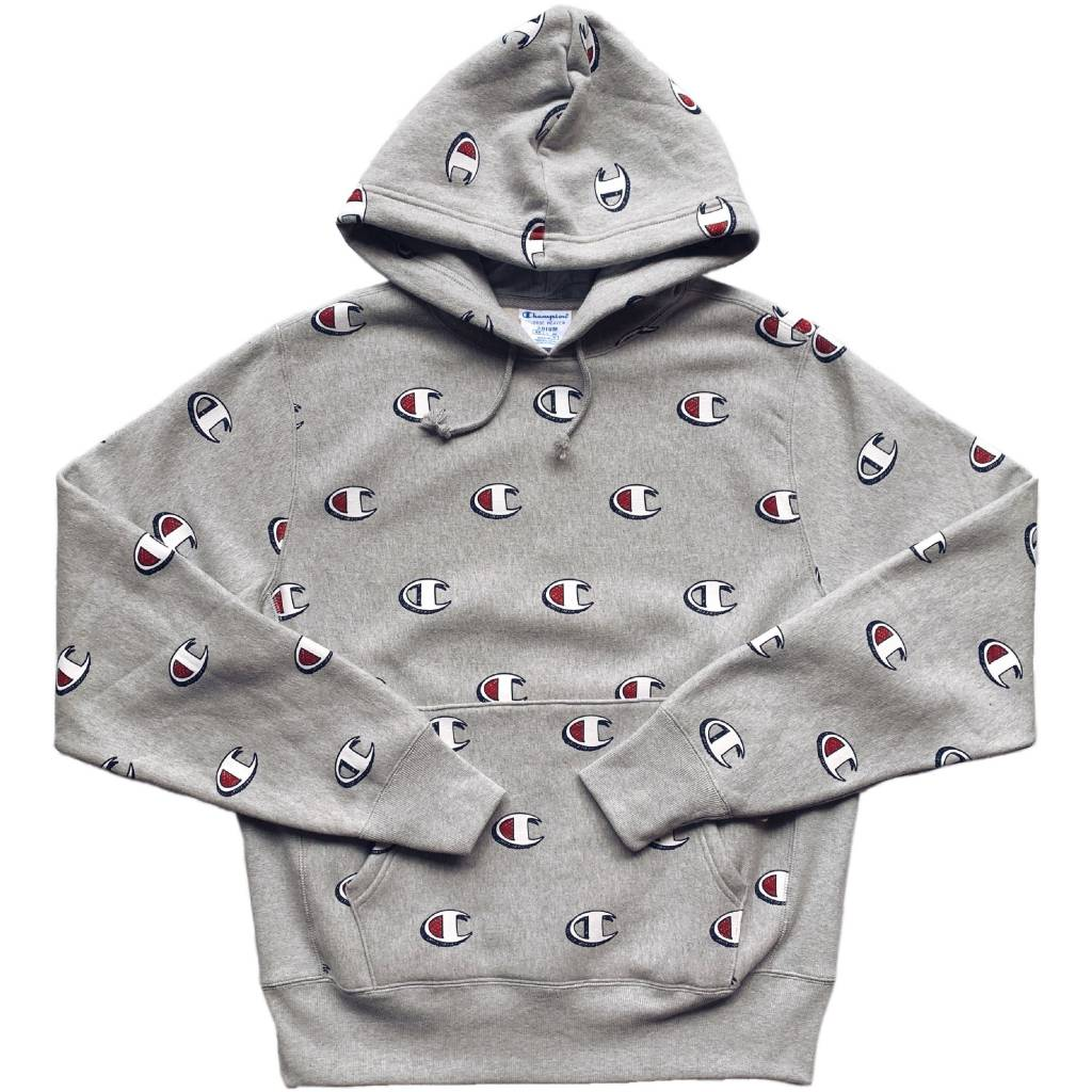 Champion Champion RW Scribble Hoodie Oxford