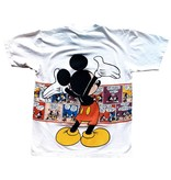 Vintage Vintage J 90's Mickey Tee White Medium