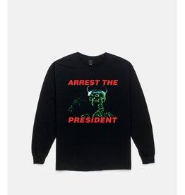 10 Deep 10 Deep Arrest The Pres L/S Black