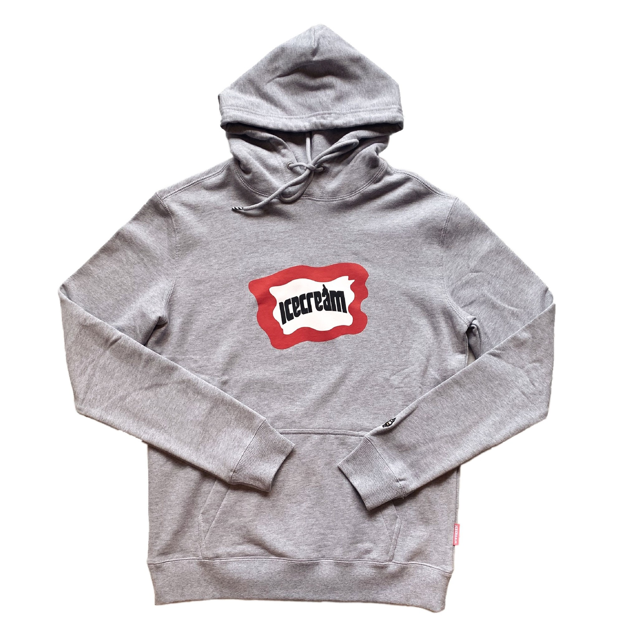 Icecream Icecream Timeless Hoody Grey