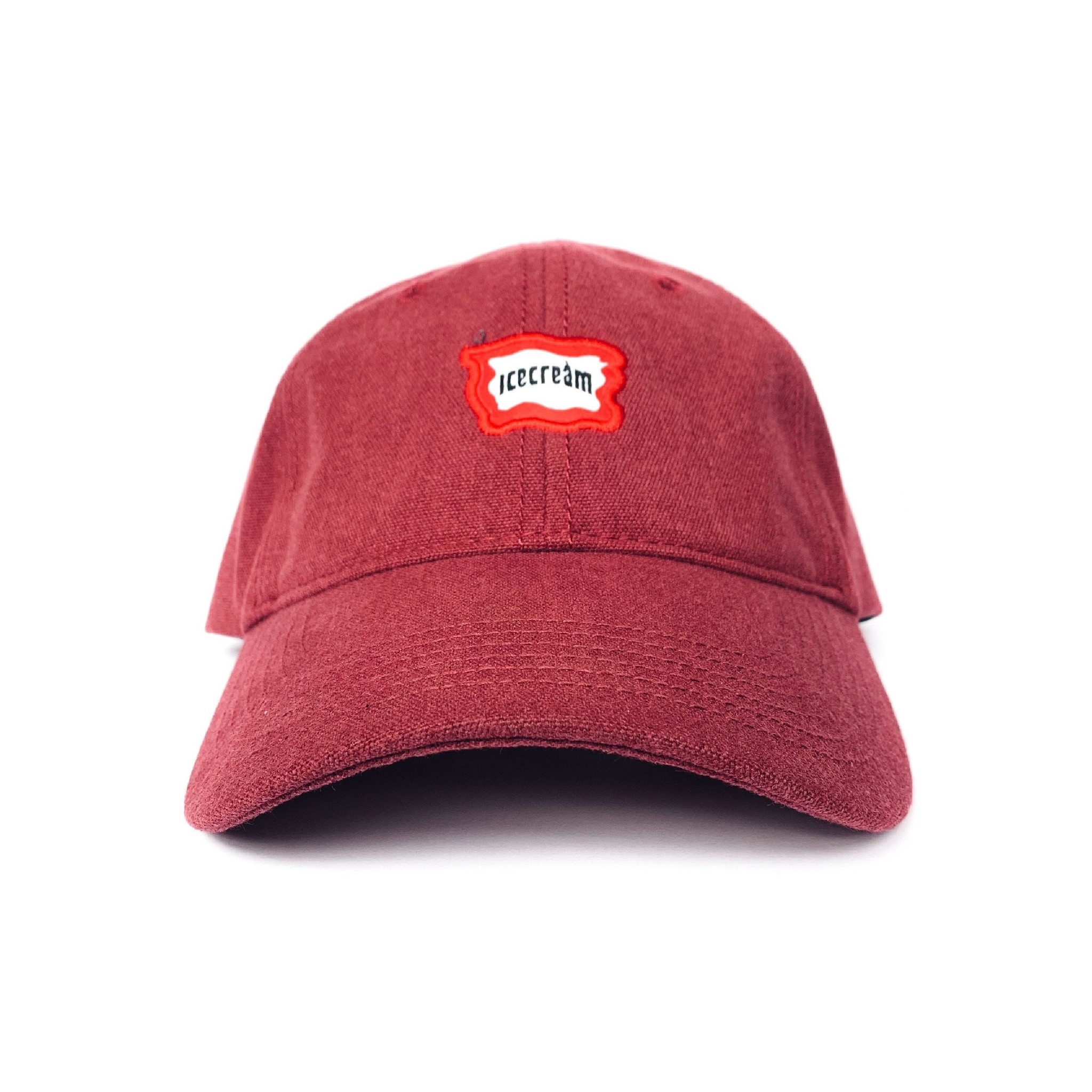 Icecream Icecream Flag Cap Maroon