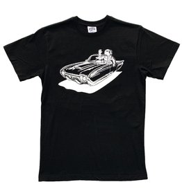 BBC BBC Thunder Rocket Tee Black
