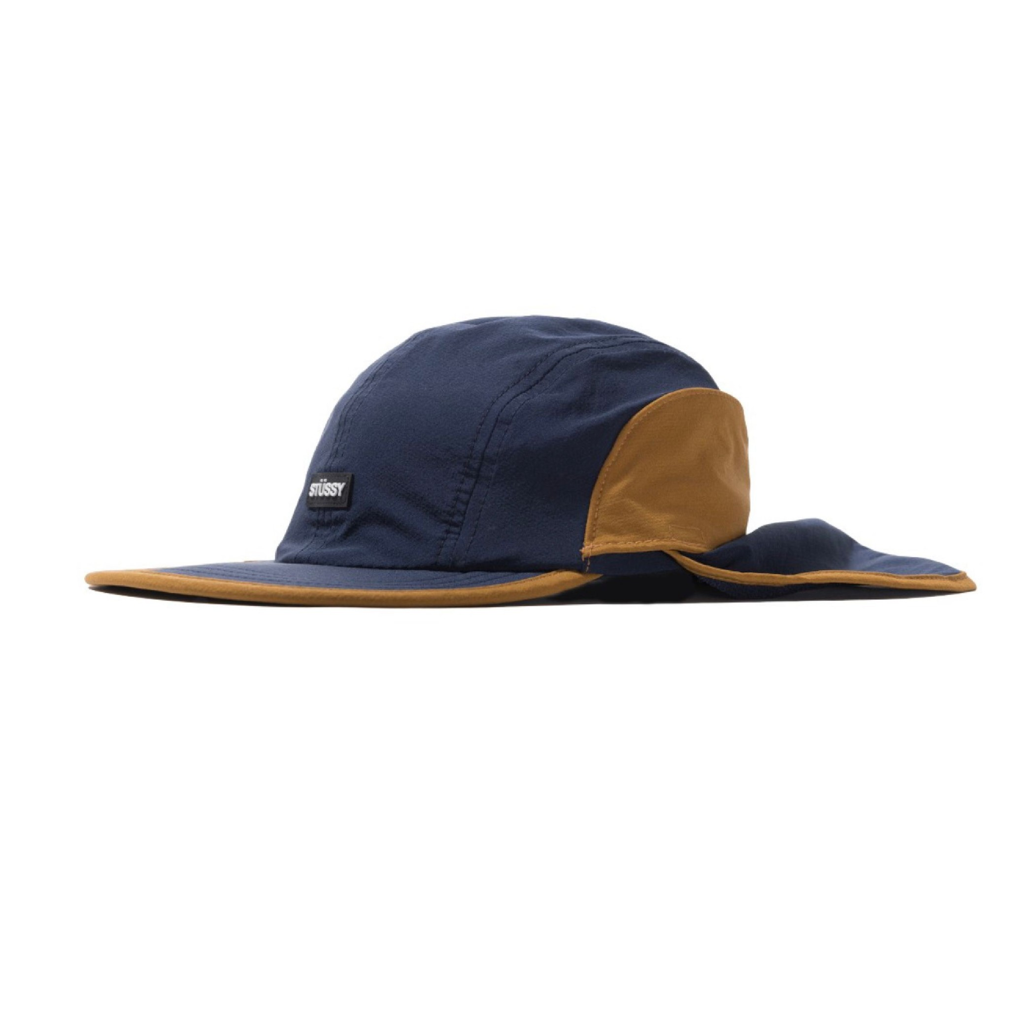 Stussy Stussy Two Tone Bungee Cap Navy