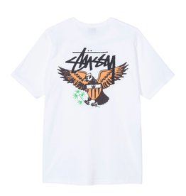 Stussy Stussy Eagle Tee White