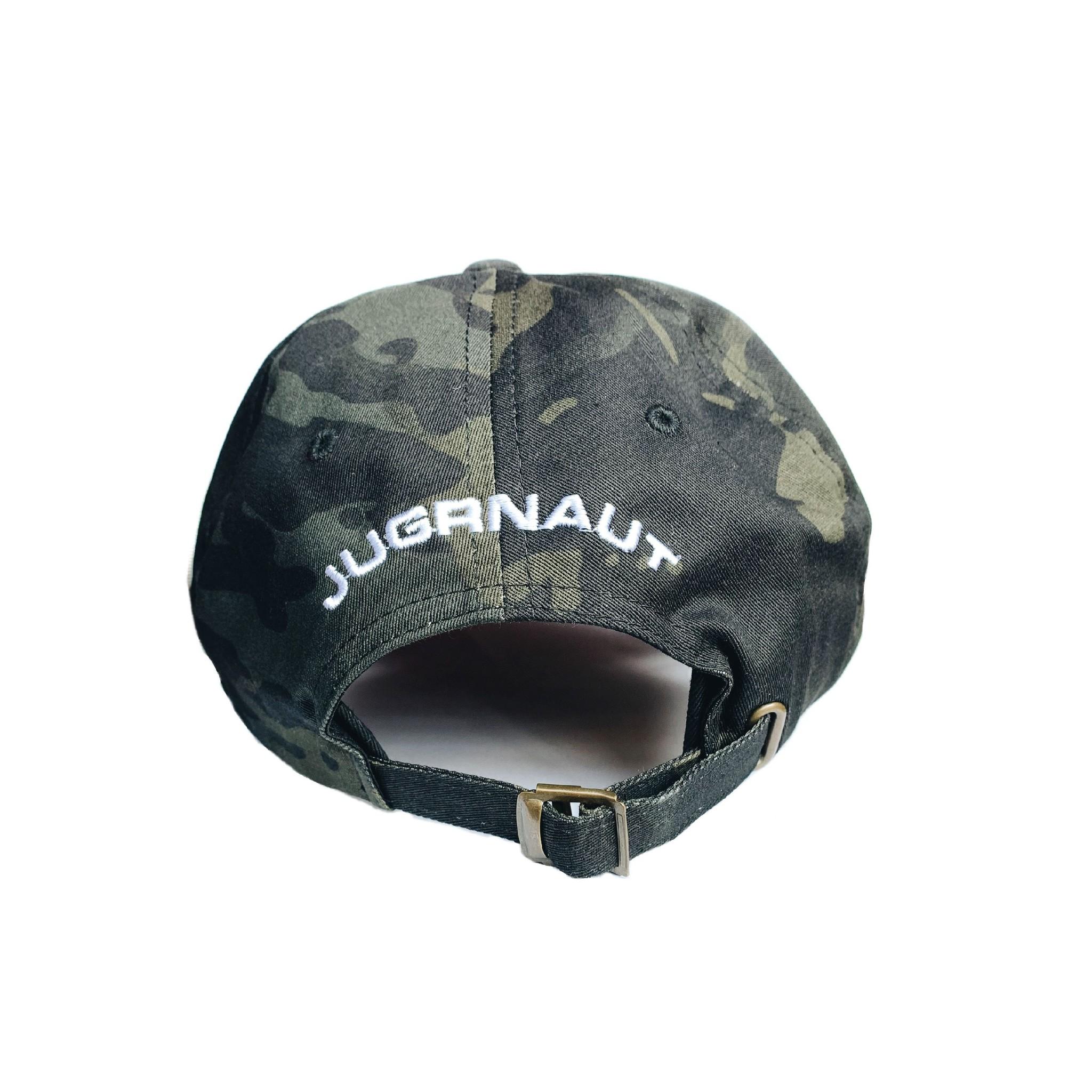 Jugrnaut Jugrnaut Sportsman Shield Cap Multi Camo