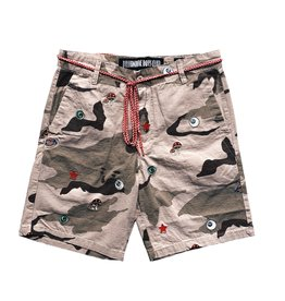 BBC BBC Camo Short Smoke
