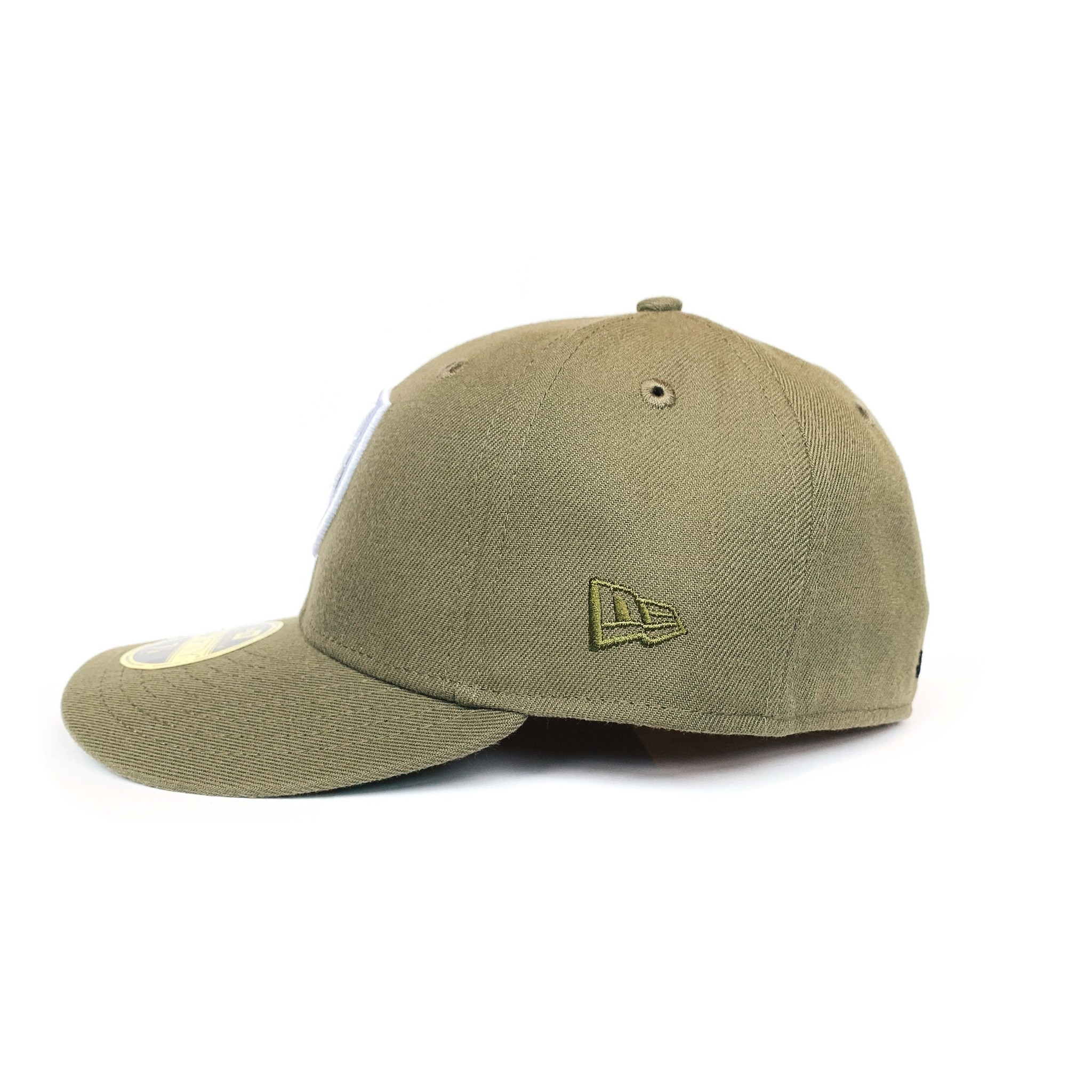 Jugrnaut Jugrnaut x New Era Fitted Olive size
