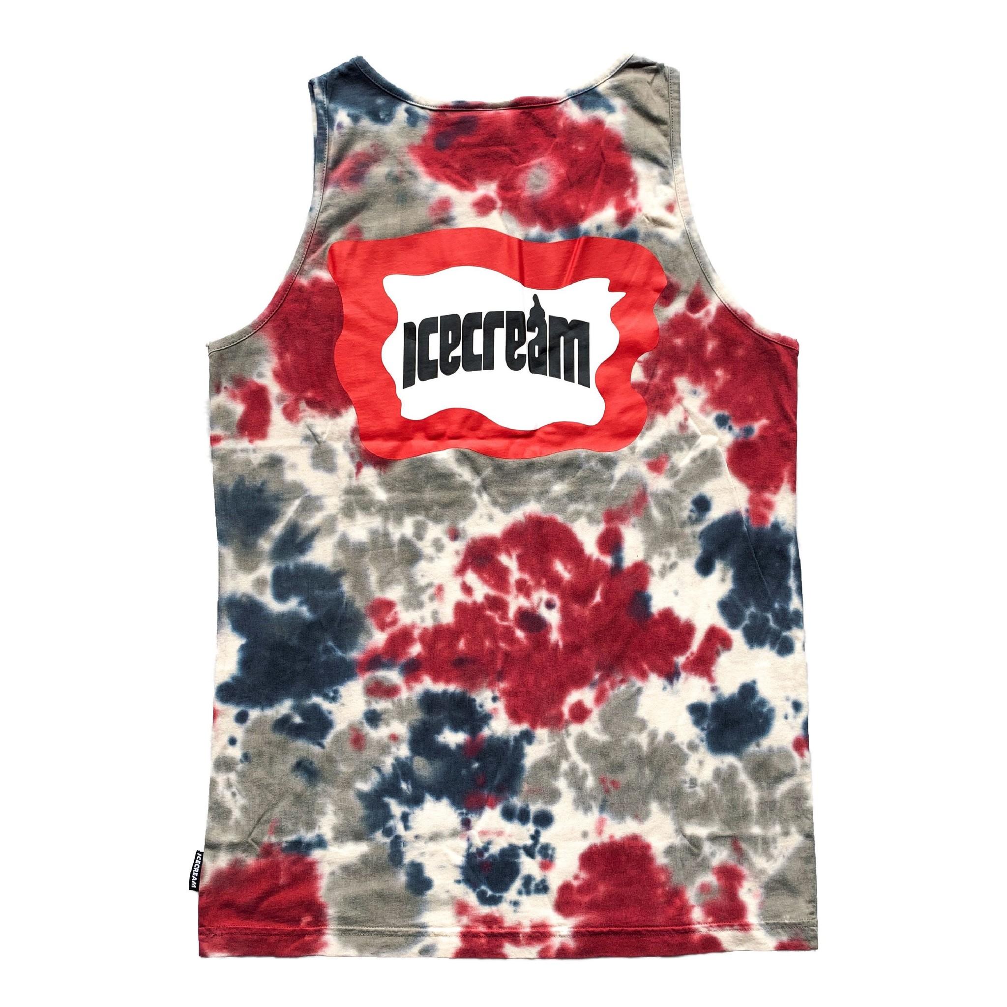 Icecream Icecream Stacker Tank Tie dye