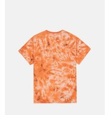 10 Deep 10 Deep Nuclear Family S/s Tee Orange Tie-dye