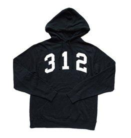 Jugrnaut Jugrnaut 312 Lightweight hoody Black