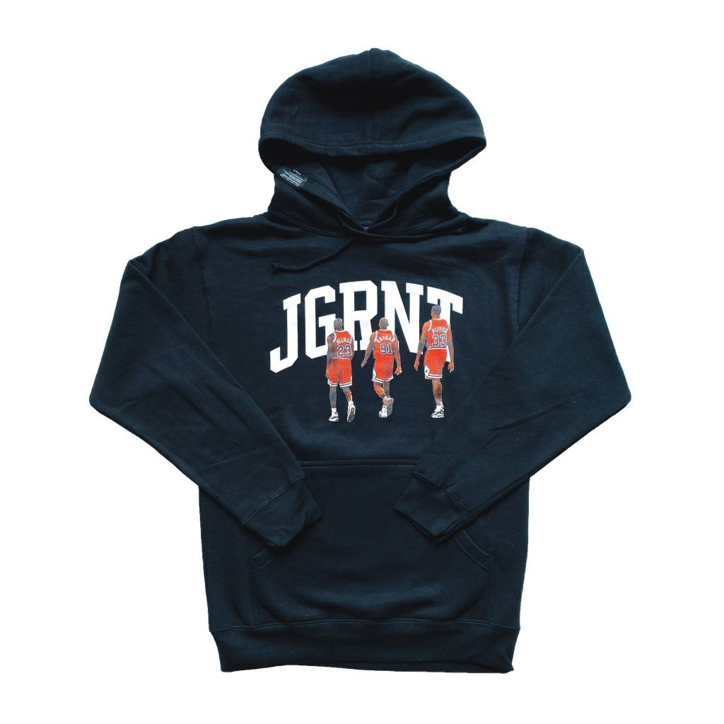 Jugrnaut Dynasty Lightweight Hoody Black