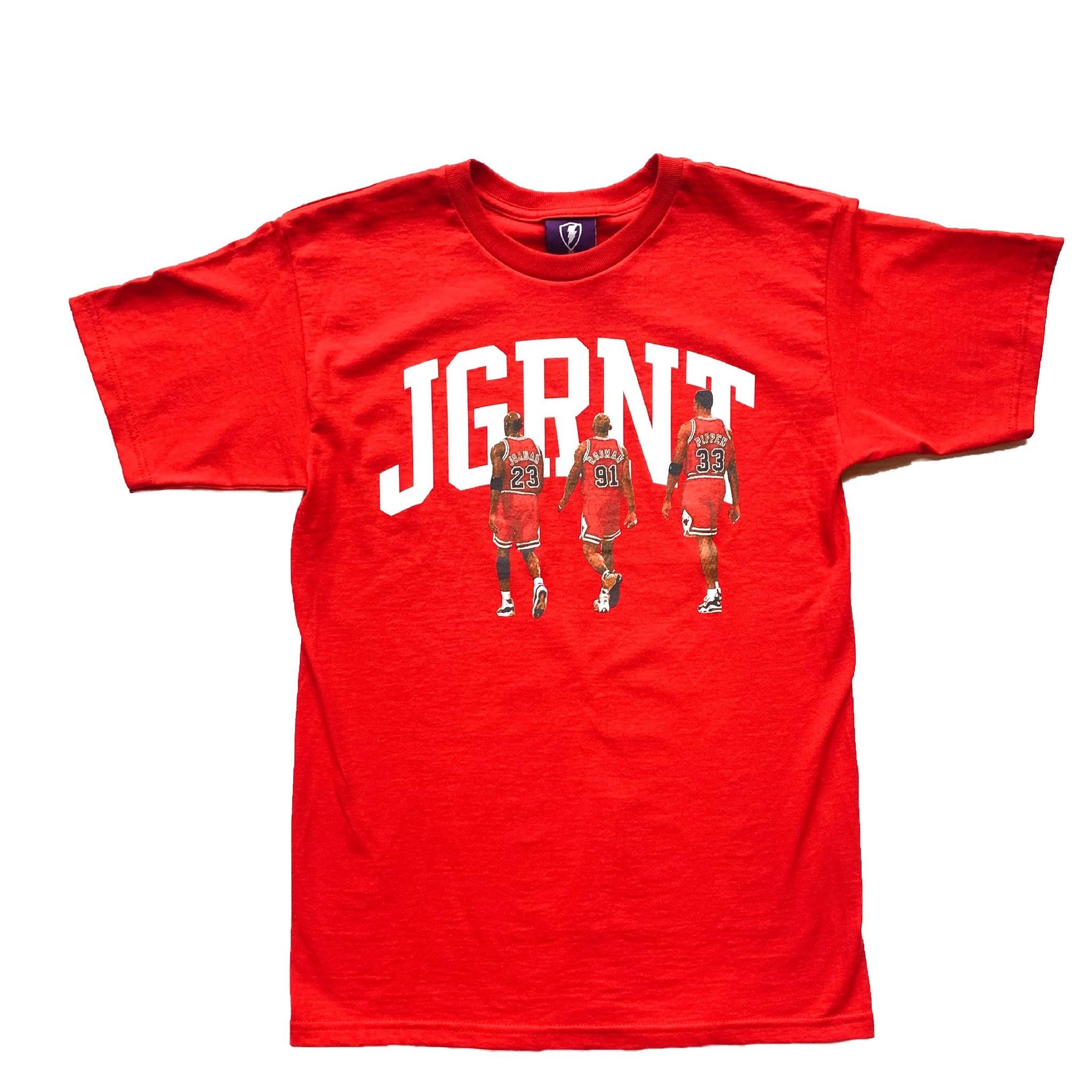 Jugrnaut Jugrnaut Dynasty Tee Red