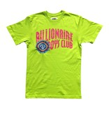 BBC BBC Tie Dye Arch Tee Lime