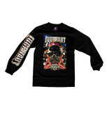 Jugrnaut Bout it L/S Black