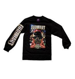 Jugrnaut Bout it L/S Black
