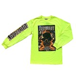 Jugrnaut Bout it L/S Safety Green