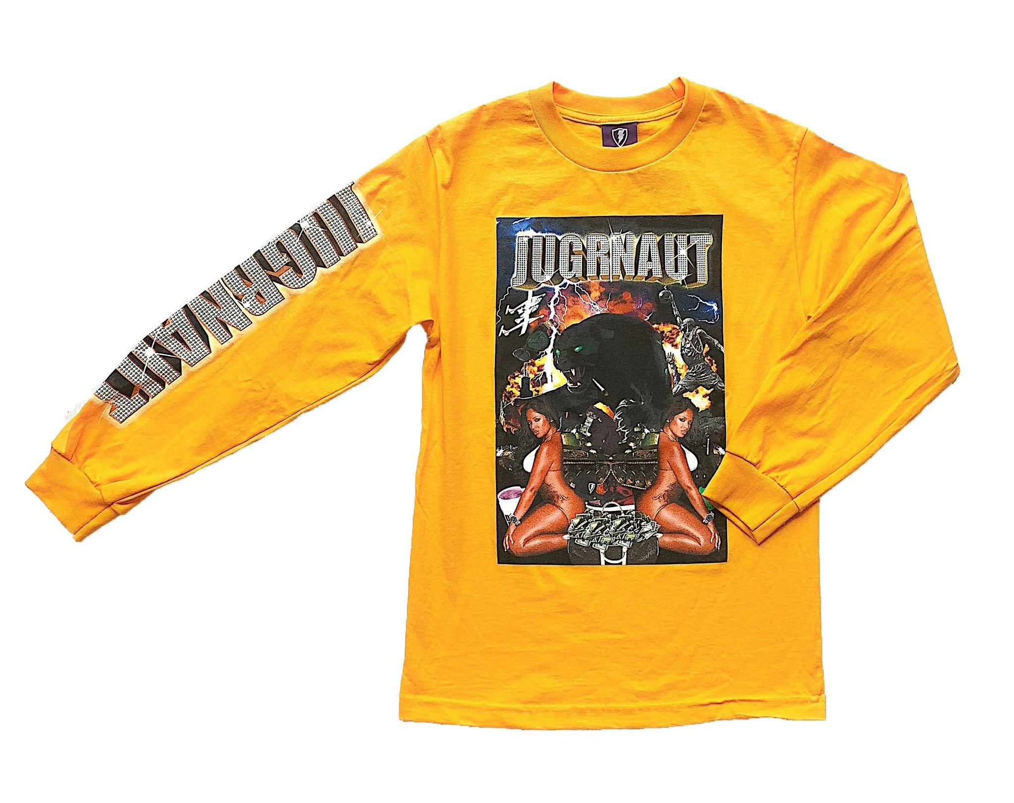 Jugrnaut Bout it L/S Gold