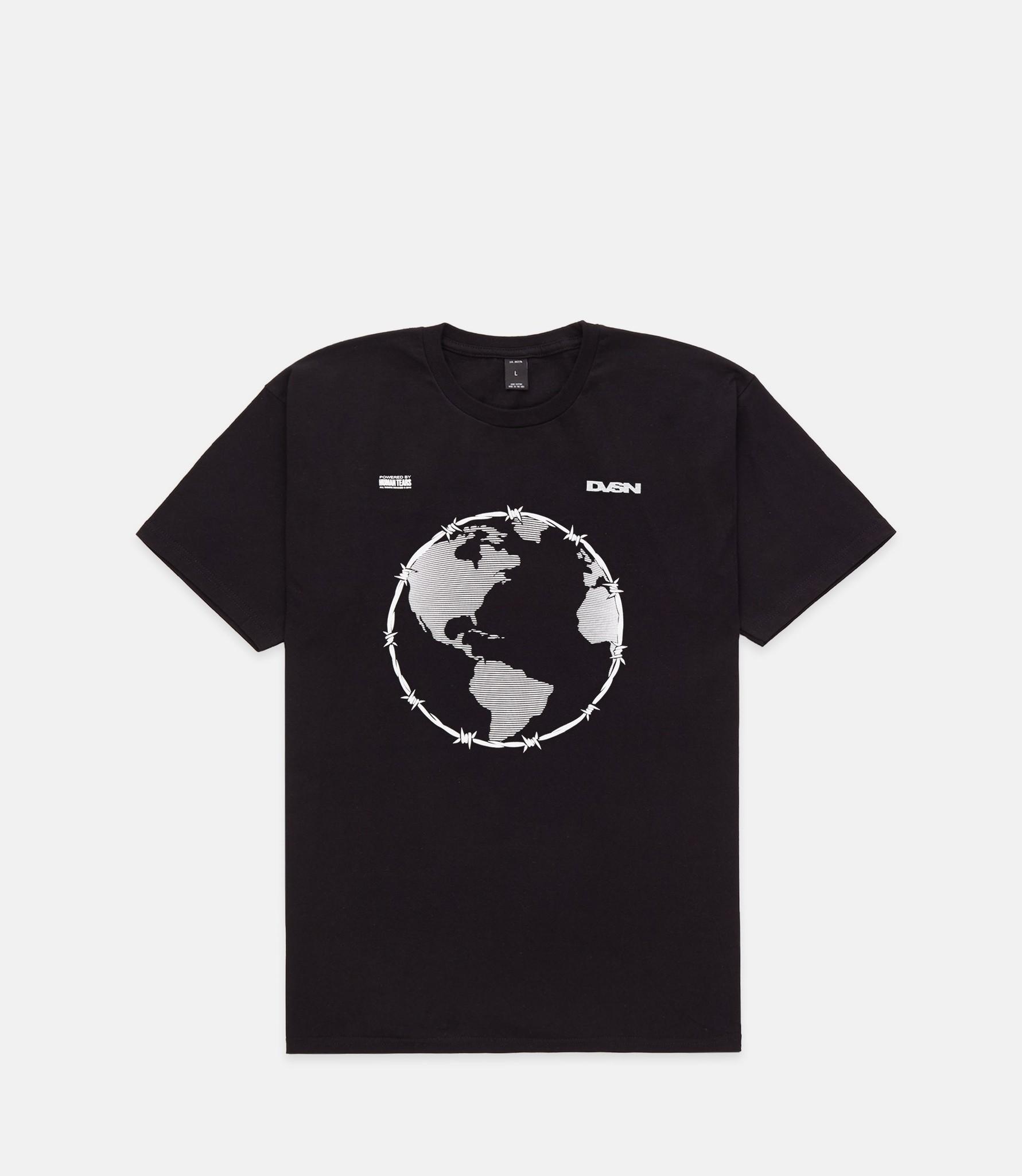 10 Deep 10 Deep World Peace Tee Black