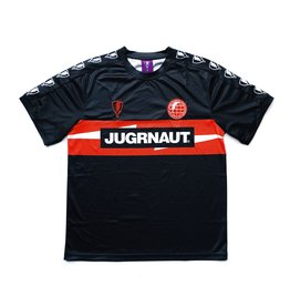 Jugrnaut Jugrnaut Juventus Black Soccer Jersey