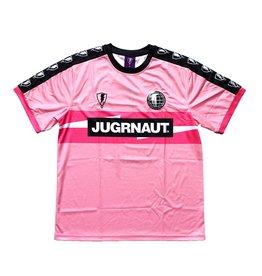 Jugrnaut Jugrnaut Juventus Pink Soccer Jersey