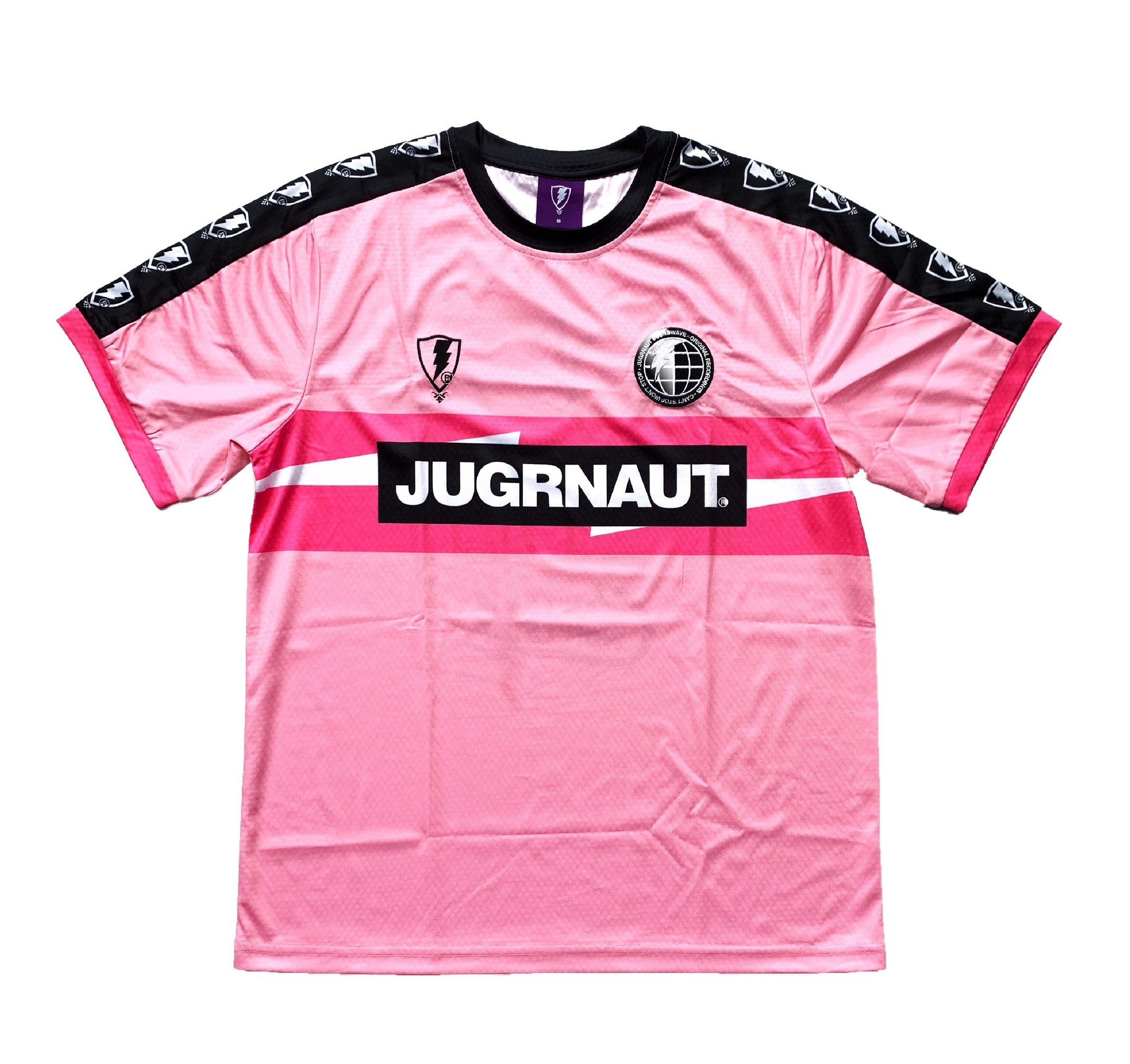separation shoes 72772 7a0d9 Jugrnaut Juventus Pink Soccer Jersey