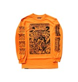 Jugrnaut Jugrnaut X LAmour Supreme Comic Tee orange