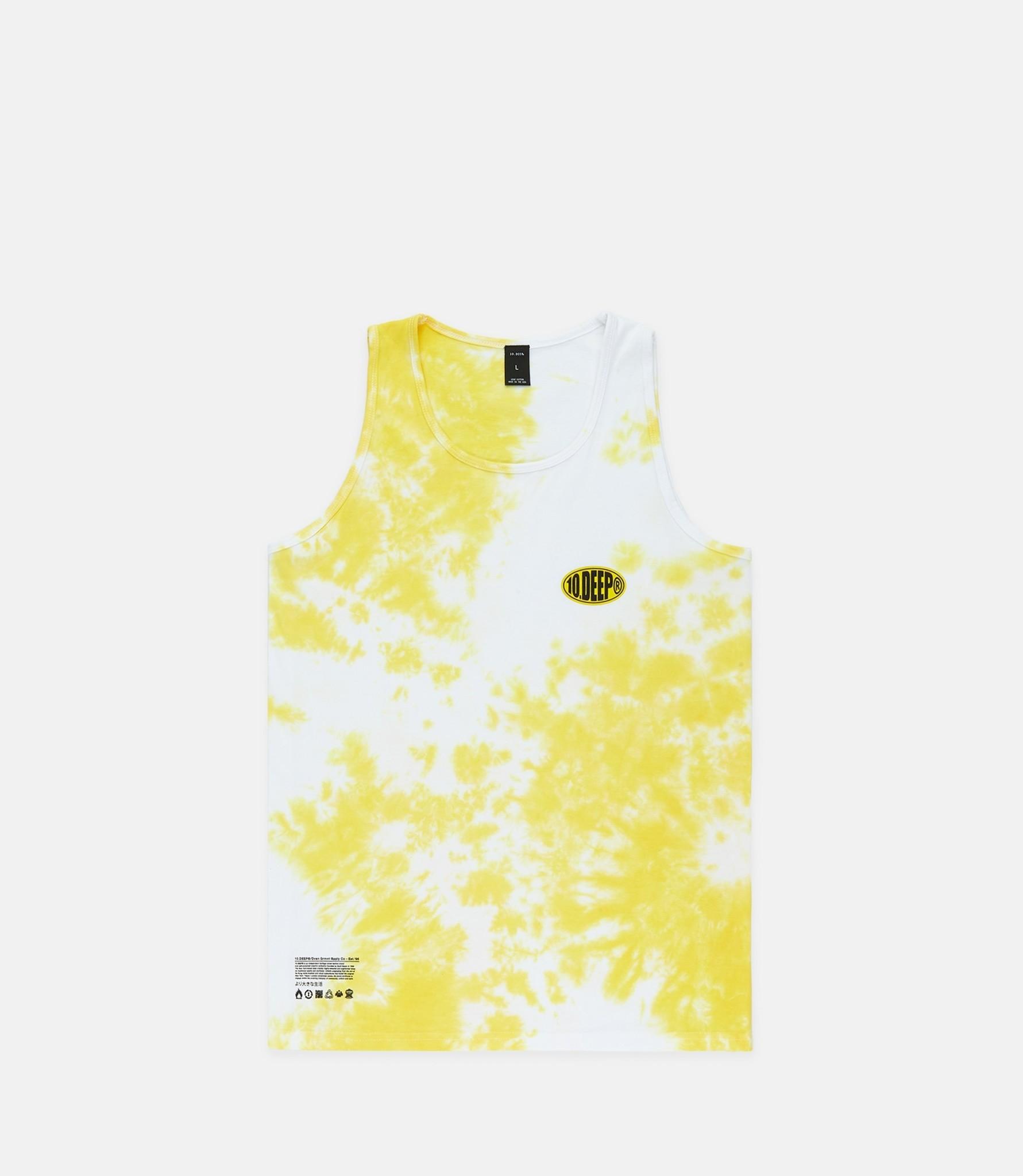 10 Deep 10 Deep Conglomerate Tank Yellow