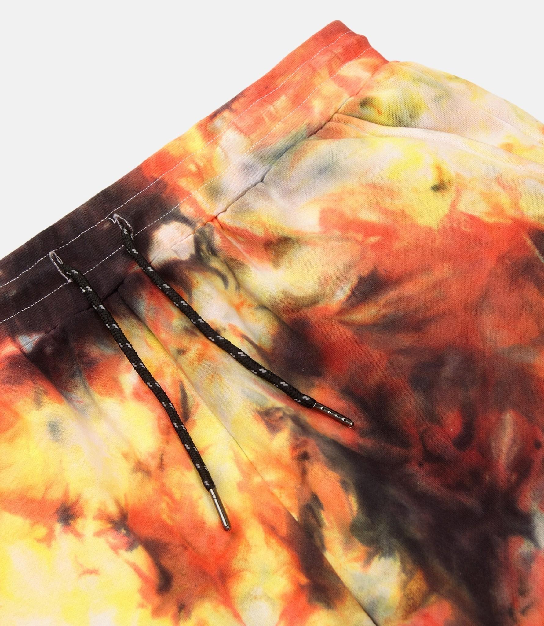 10 Deep 10 Deep Tie Dead Shorts Orange
