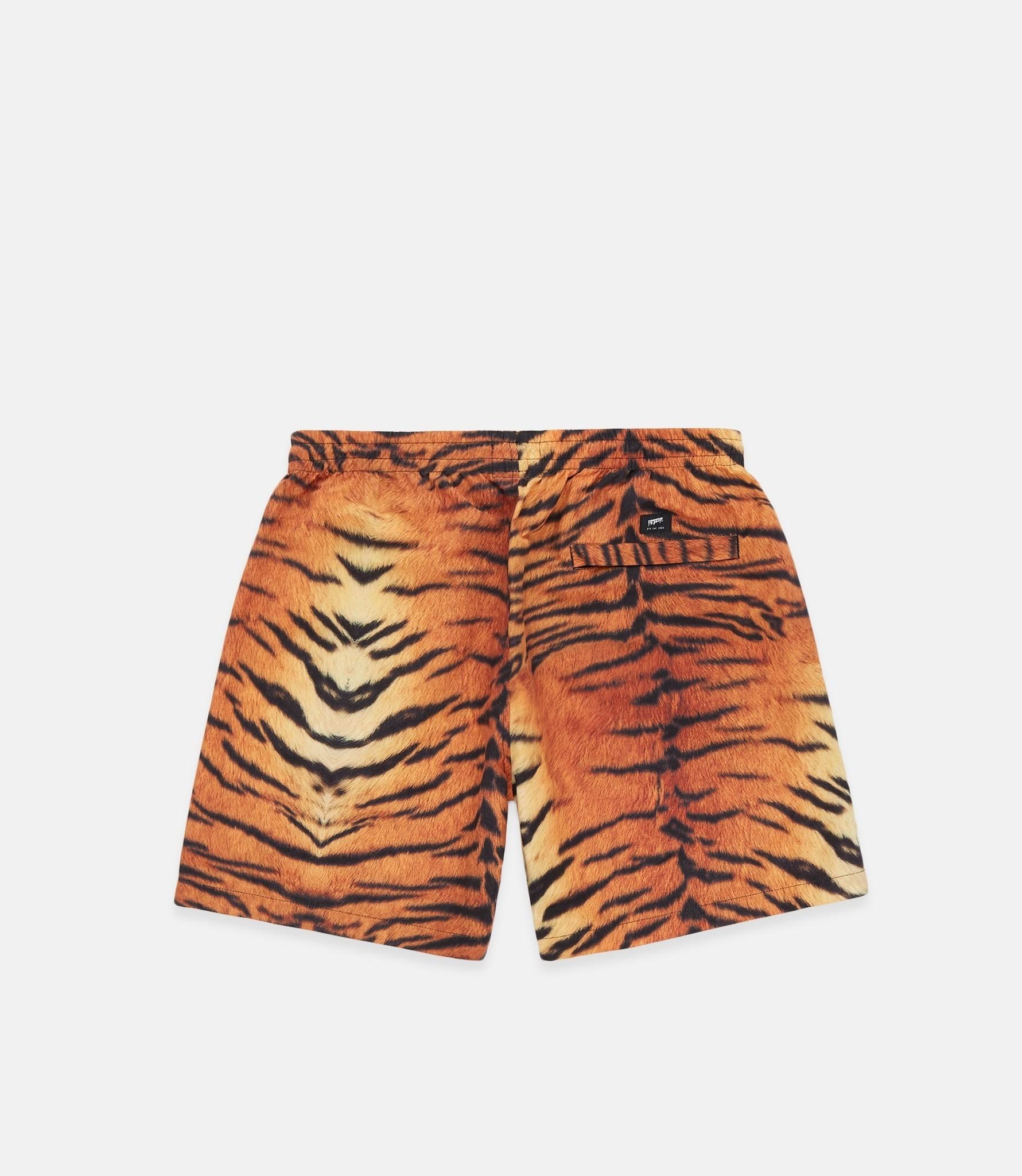 10 Deep 10 Deep High Dive Short Tiger Stripe