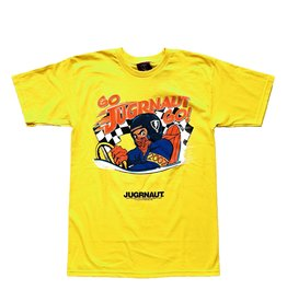 Jugrnaut Jugrnaut Speed Racer Tee Yellow