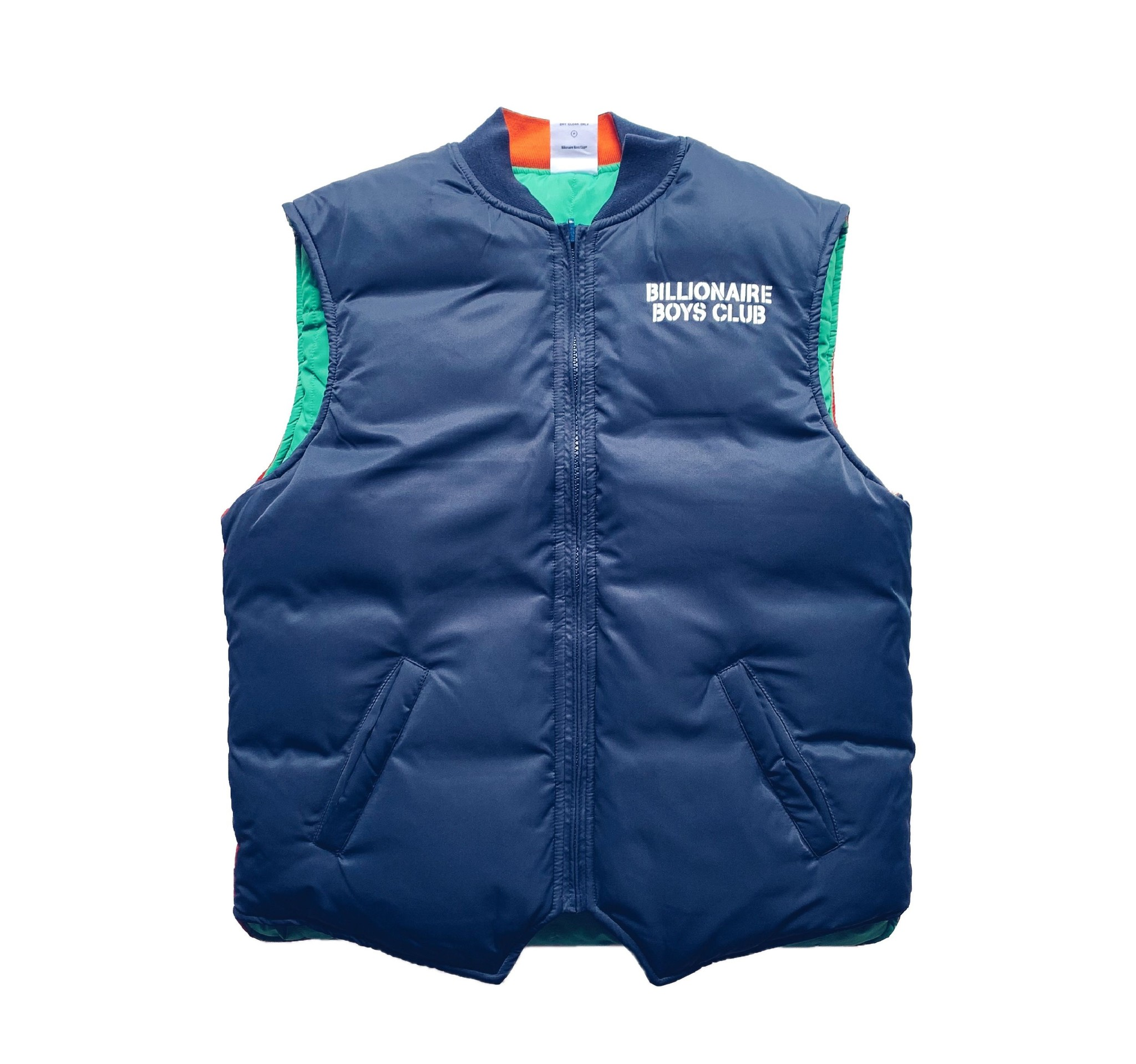 BBC BBC Overboard Reversible Vest Estate Blue