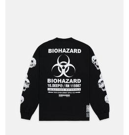 10 Deep 10 Deep Biohazard L/S Tee Black