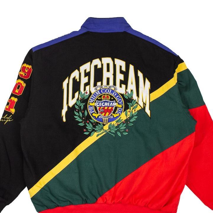 Icecream Icecream Waltrip Jacket Black
