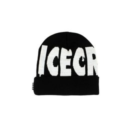 Icecream Icecream Wheelie Beanie Black