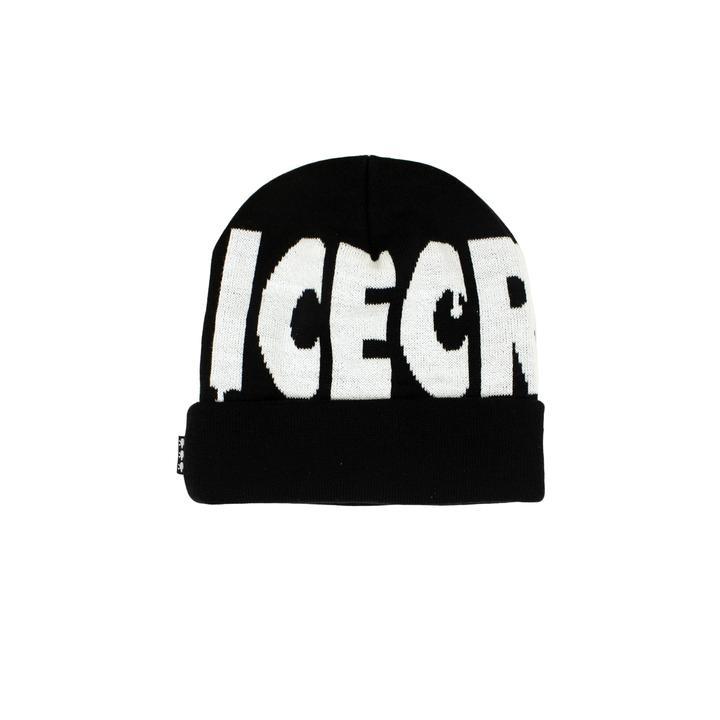 Icecream Icecream Wheelie Beanie Black