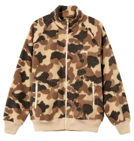 Stussy Stussy Camo Fleece Jacket Camo