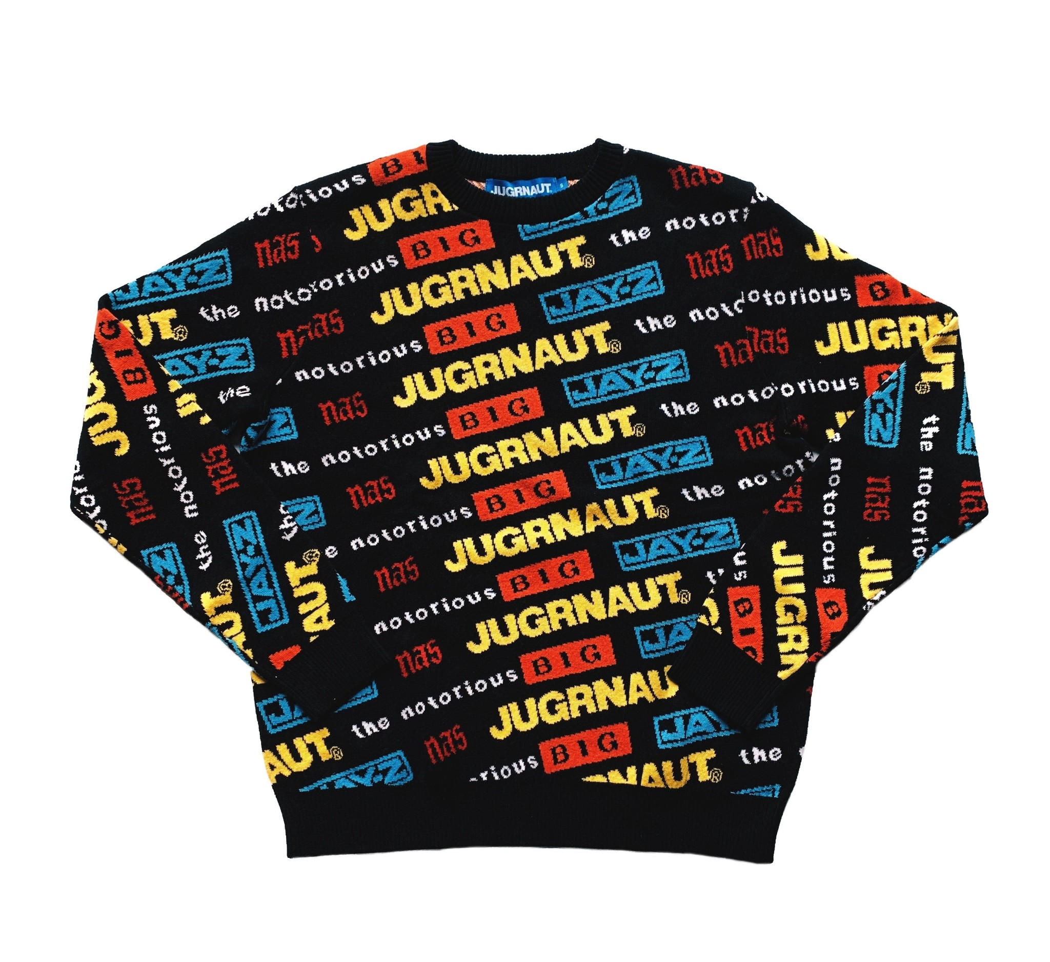 Jugrnaut Jugrnaut Where I'm From Knit Black