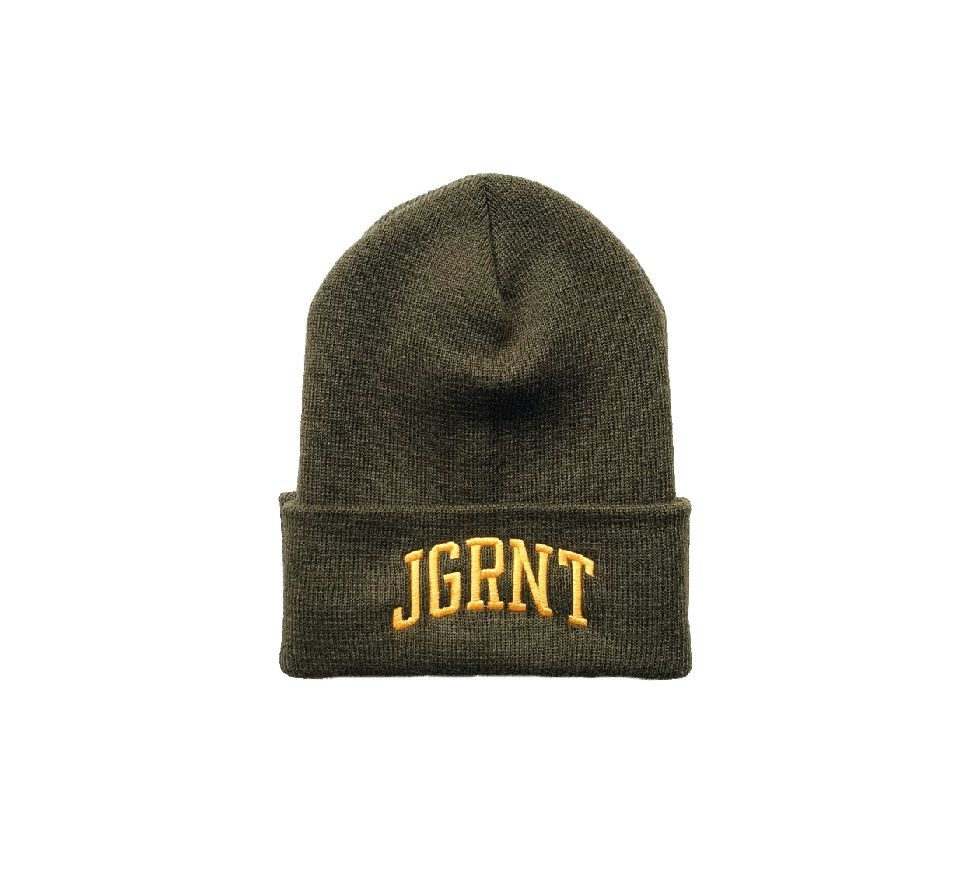 Jugrnaut Jugrnaut Shield/JGRNT Beanie Forest