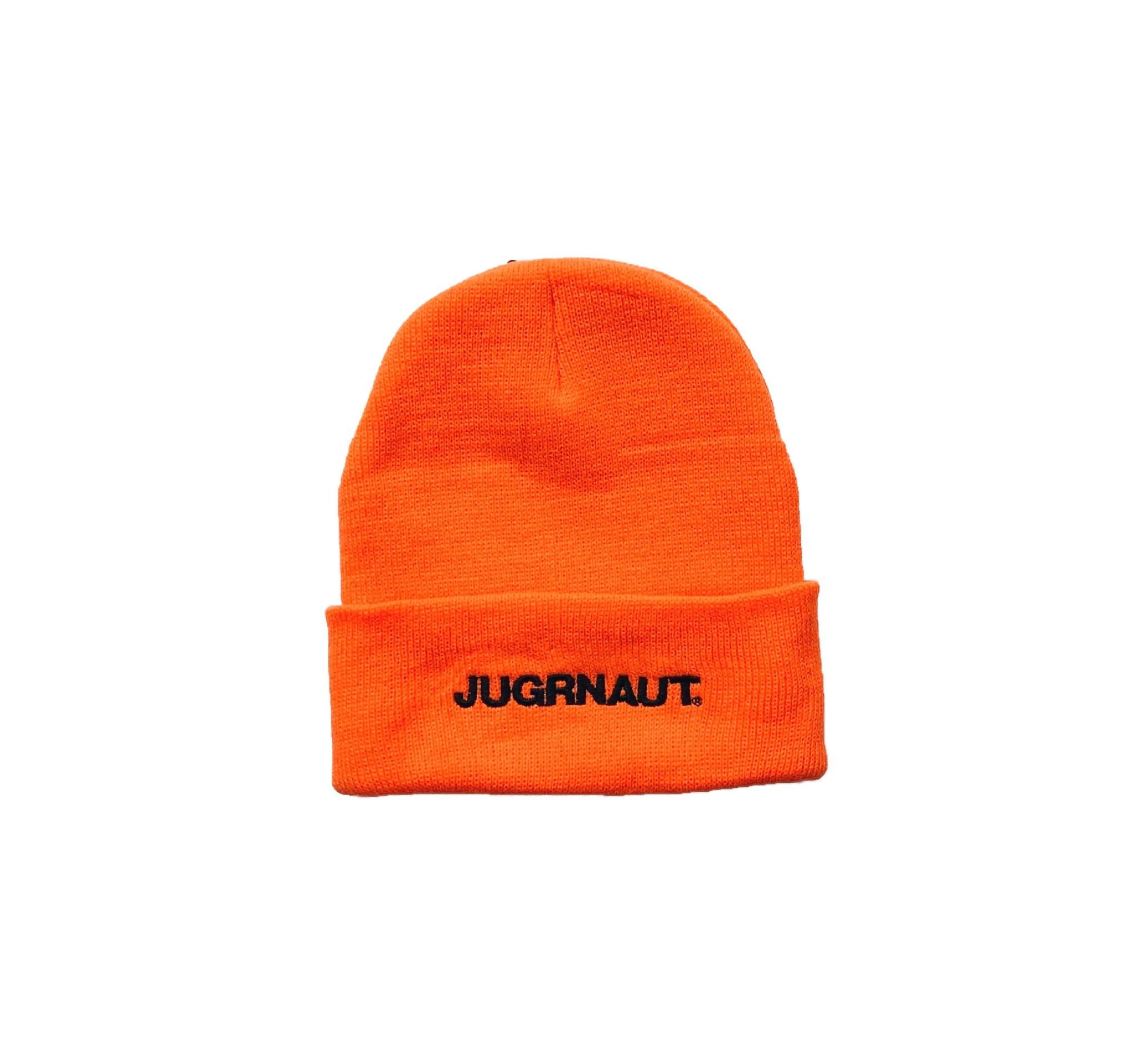 Jugrnaut Jugrnaut Thinsulate Text Logo Orange