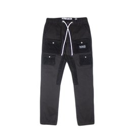 BBC BBC Cargo Drop Pant Black