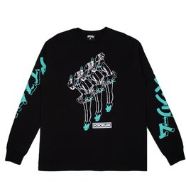 Icecream Icecream Ski Welt LS Black
