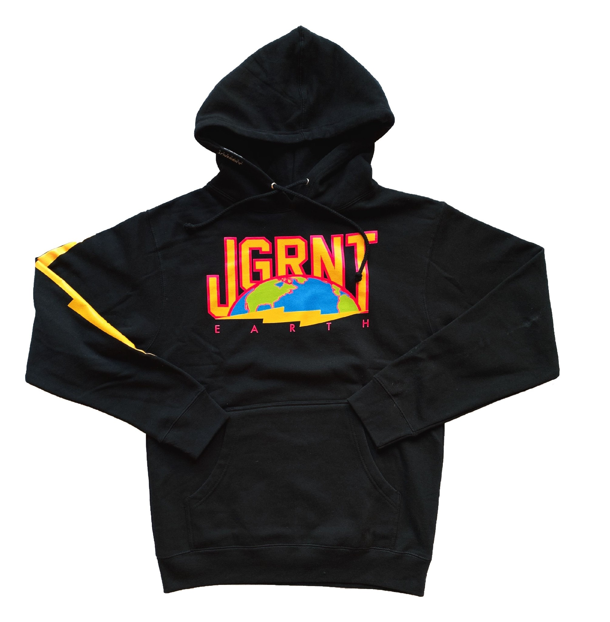 Jugrnaut Jugrnaut Earth Hoodie Black