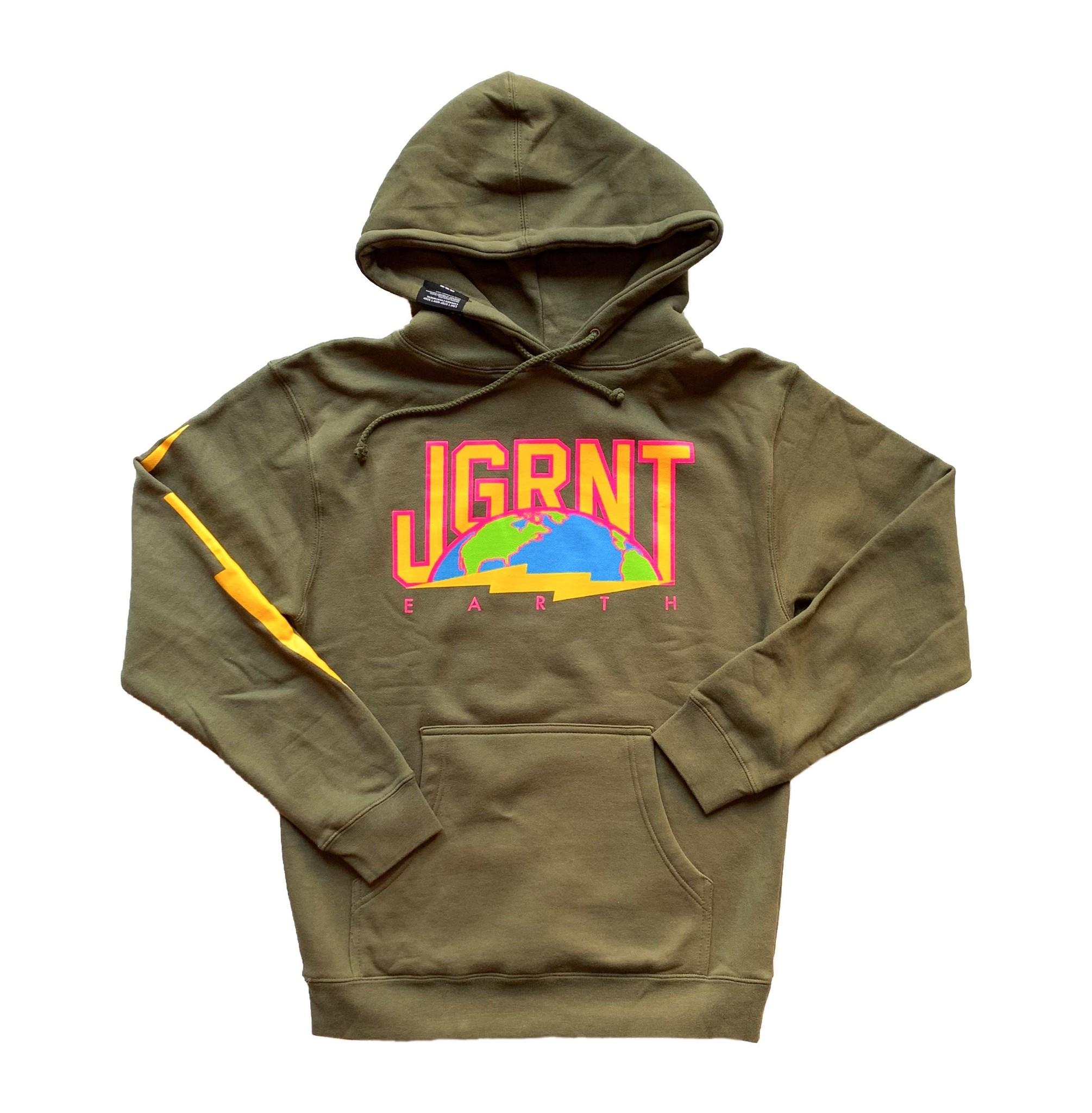 Jugrnaut Jugrnaut Earth Hoodie Army