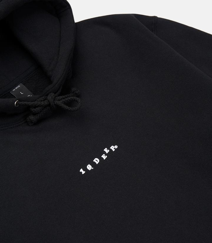 10 Deep 10 Deep Beautiful Daze Hoody Black