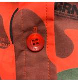 Jugrnaut Jugrnaut Panthro Button Up Orange Camo
